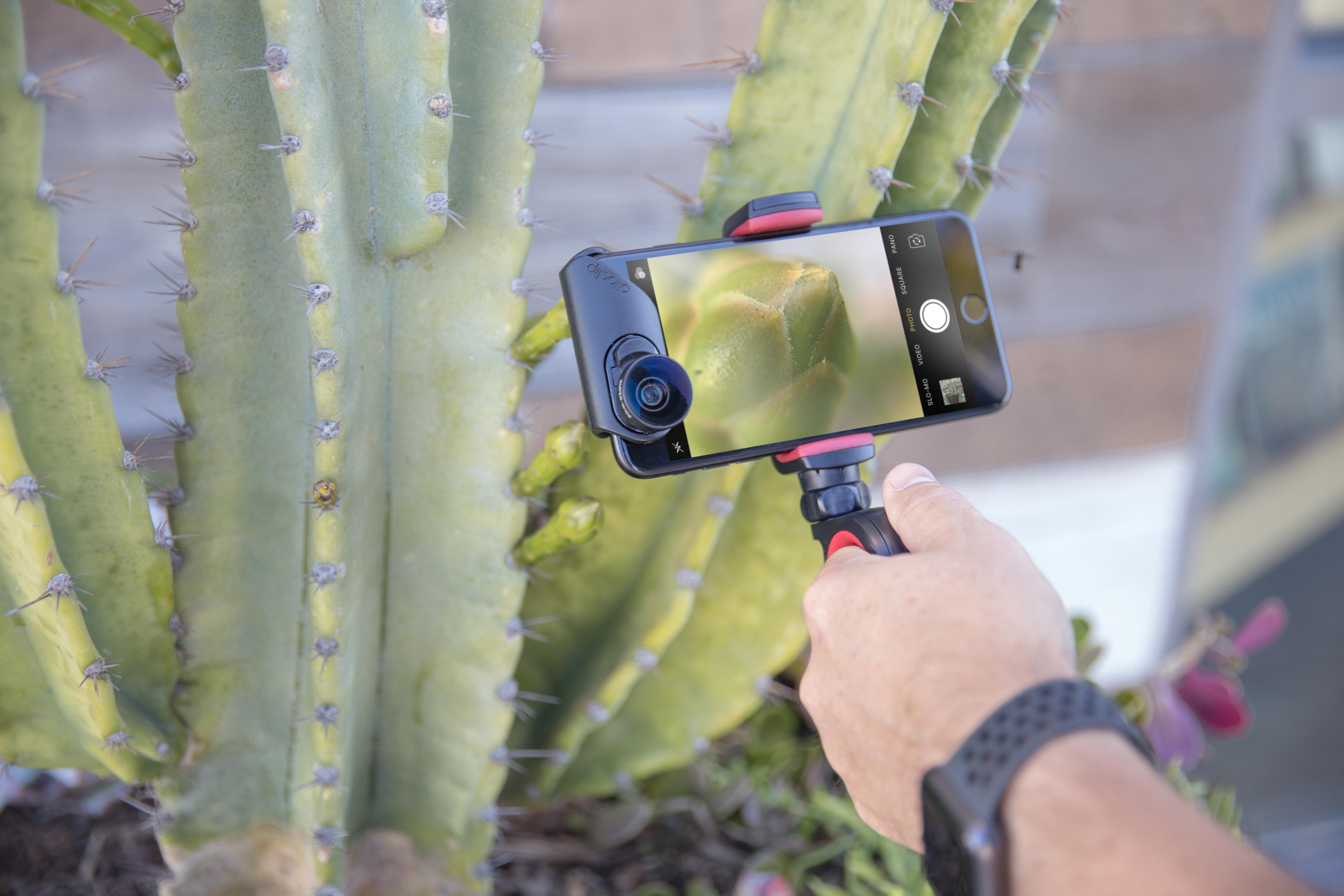 Обзор комплекта Olloclip Filmer's Kit для съемки видео на iPhone.