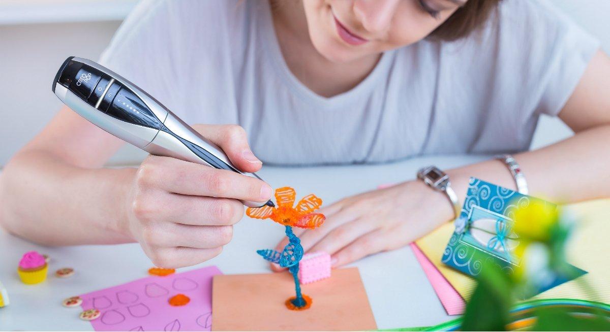 3D ручка CreoPop