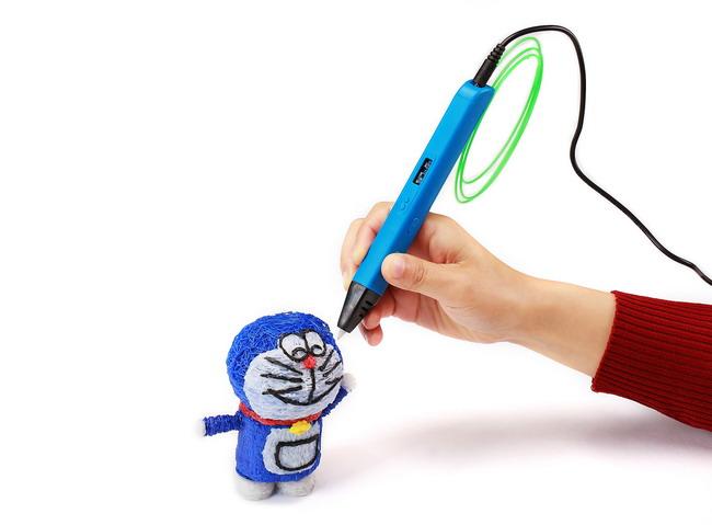 3д ручка фантастик rp800a с дисплеем