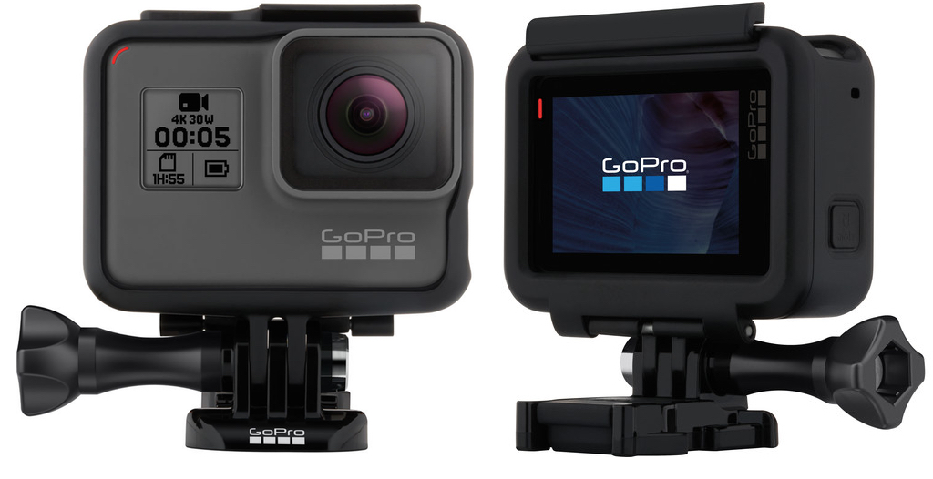 gopro hero5 black обзор