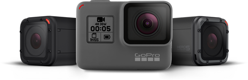 GoPro HERO 5 Black — Сравнение и отличия с HERO 4, дата выхода, цена и характеристики.