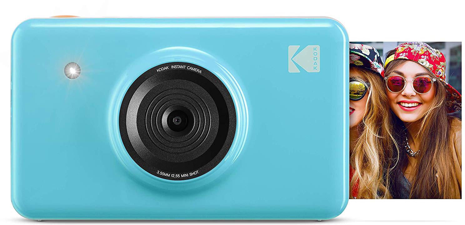 Моментальный фотоаппарат Kodak Mini SHOT