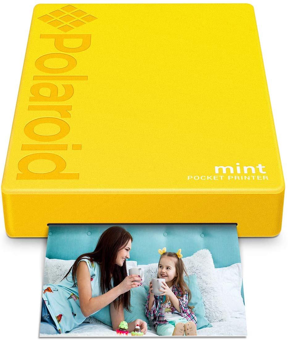 Моментальный фотоаппарат Polaroid Mint