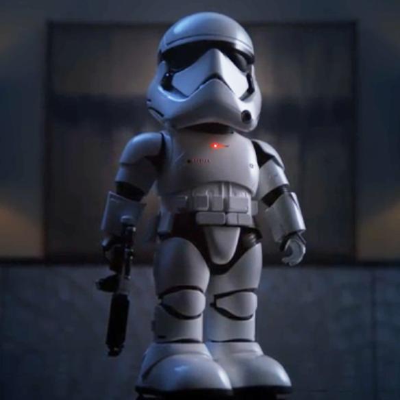 Робот-штурмовик UBTECH First Order Stormtrooper Robot