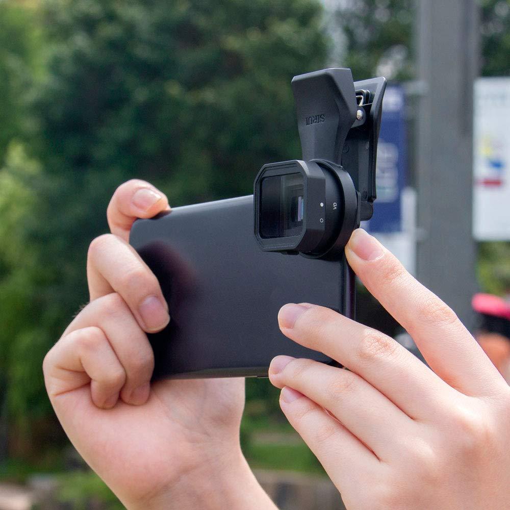 Анаморфный объектив для смартфона SIRUI