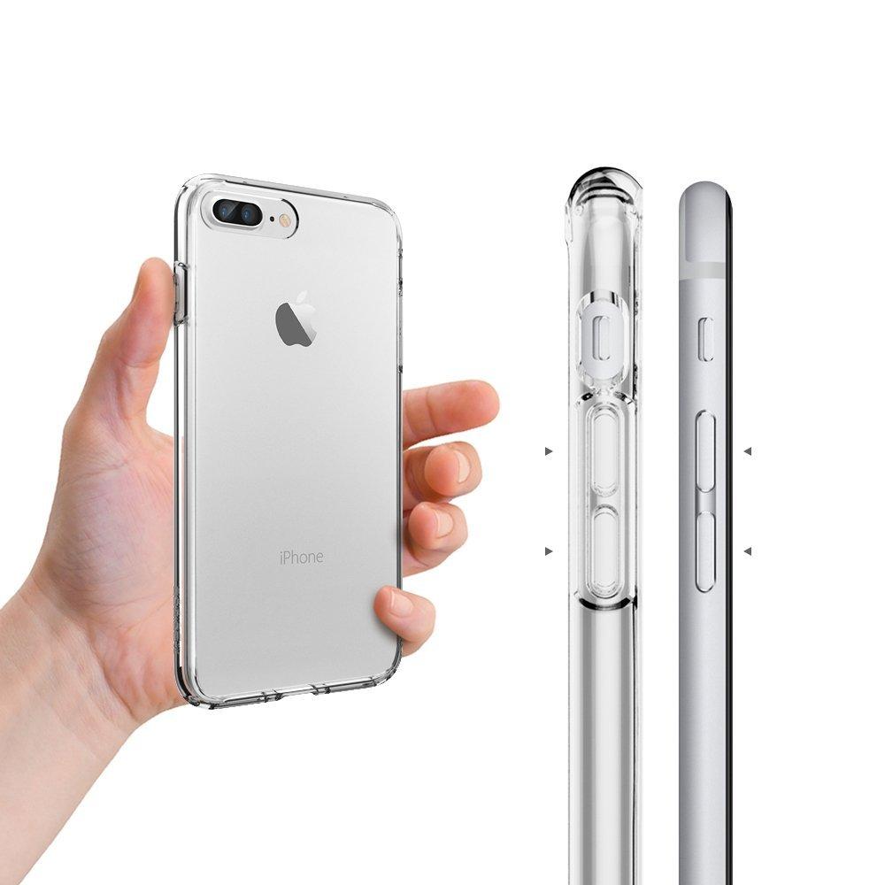 Spigen для iPhone 7 Plus Ultra Hybrid Crystal Clear 043CS20547