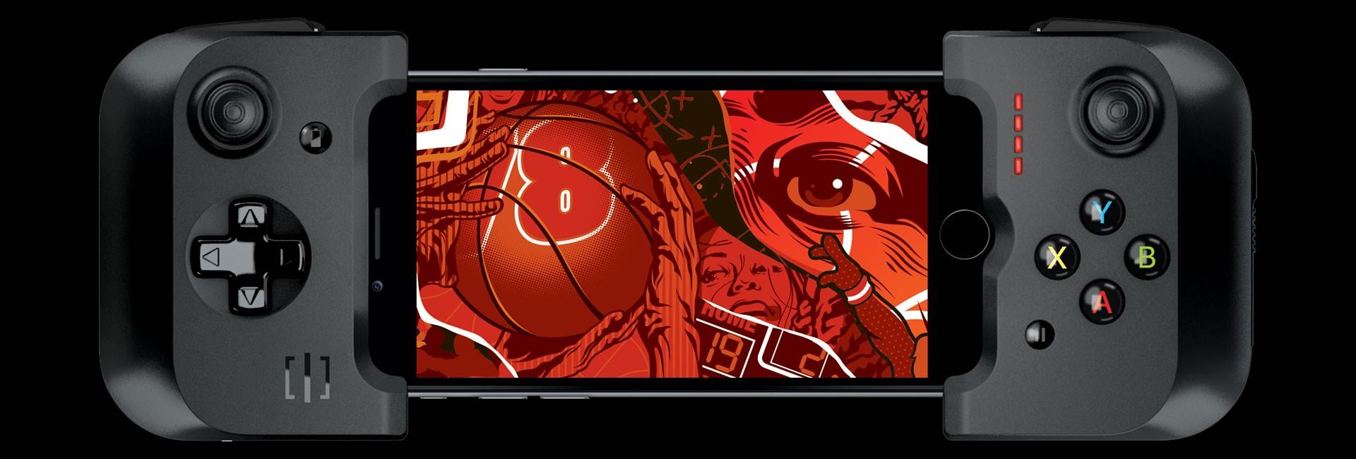 Игровой контроллер Gamevice для iPhone 6 / 6 Plus и iPhone 6S / 6S Plus