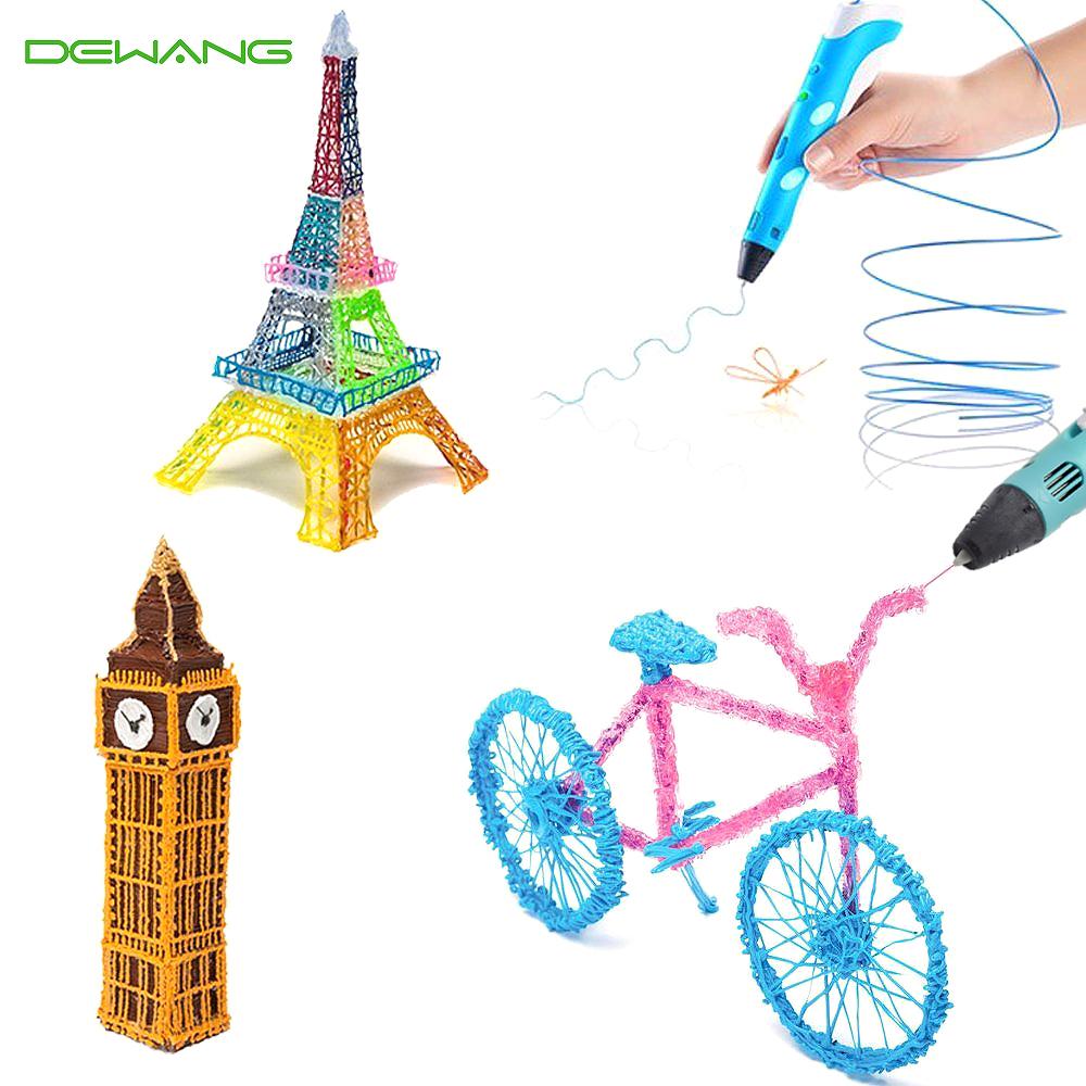 3d ручка dewang примеры