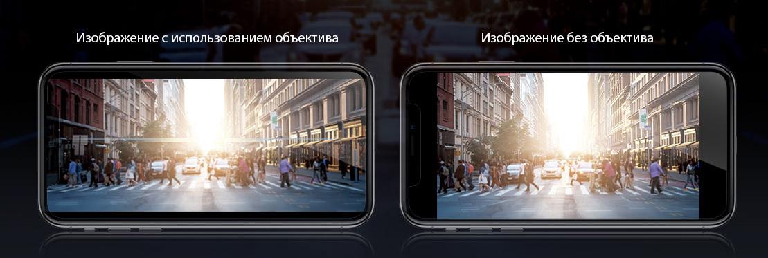 Анаморфный объектив для смартфона Sirui Anamorphic Lens
