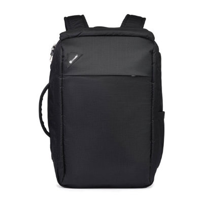 Рюкзак-транформер-антивор Pacsafe Vibe 28L Anti-Theft Backpack Jet Black