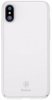 Чехол Baseus Thin Case White для iPhone X/XS