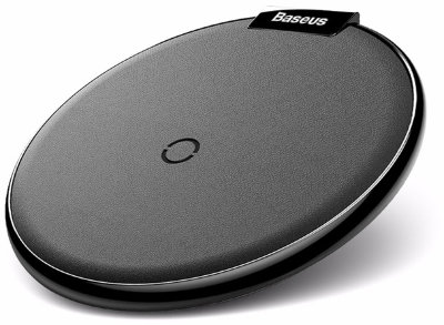 Беспроводная зарядка Baseus iX Desktop Wireless Charger WXIX-01 (Black)