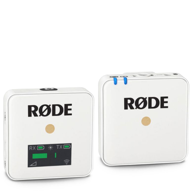 Радиосистема RODE Wireless GO White Edition