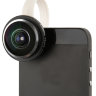 Объектив для iPhone и любого телефона Super Fisheye 235º
