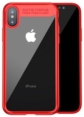 Чехол Baseus Suthin Case Red для iPhone X/XS