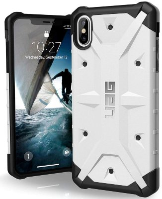 Чехол Urban Armor Gear Pathfinder для iPhone Xs Max (White)