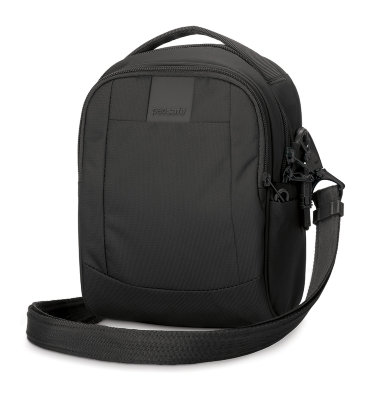 Сумка-антивор Pacsafe Metrosafe LS100 Anti-Theft Cross-Body Bag Black