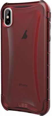 Чехол Urban Armor Gear Plyo для iPhone Xs Max (Crimson)