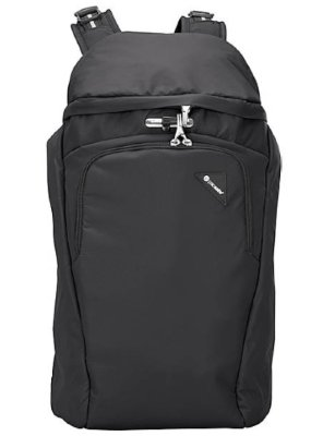 Рюкзак-антивор Pacsafe Vibe 30 Anti-Theft 30L Backpack Black