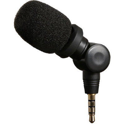 Микрофон для смартфона Saramonic SmartMic 3.5mm