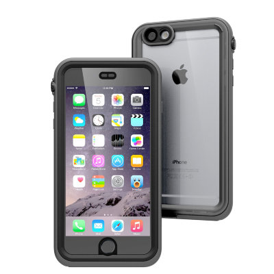 Подводный чехол Catalyst Waterproof Case Stealth Black/Space Grey для iPhone 6S/6Plus