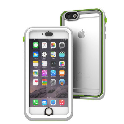 Подводный чехол Catalyst Waterproof Case Green Pop для iPhone 6S/6Plus