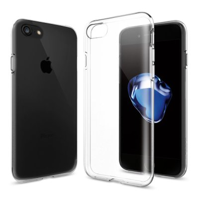 Чехол Spigen для iPhone 8/7 Liquid Crystal Crystal Clear 042CS20435