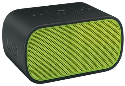 Портативная колонка Logitech UE Mobile Boombox Yellow/Black