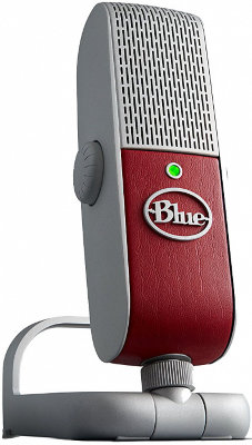 Мобильный USB-микрофон Blue Microphones Raspberry Red