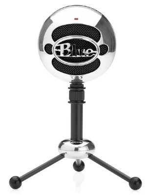 USB-микрофон Blue Microphones Snowball Gloss Silver