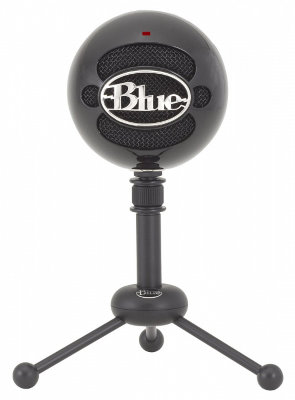 USB-микрофон Blue Microphones Snowball Gloss Black