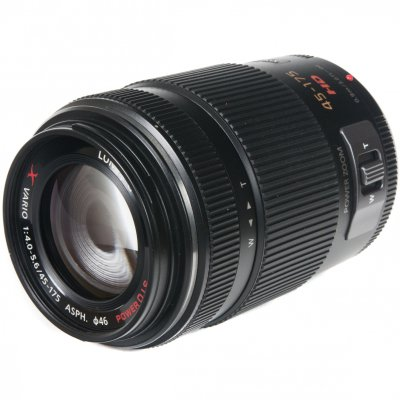 Объектив Panasonic Lumix G X Vario PZ 45-175mm f/4.0-5.6 ASPH POWER O.I.S. Black (H-PS45175E-K)