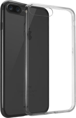 Чехол Ozaki O!coat Crystal+ Clear Black для iPhone 8/7 Plus
