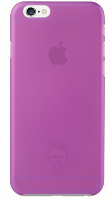 Чехол Ozaki O!coat 0.3 Jelly для iPhone 6S/6 Purple
