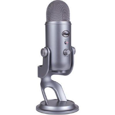 USB-микрофон Blue Microphones Yeti Cool Grey