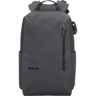 Рюкзак-антивор Pacsafe Intasafe Backpack 20L Charcoal