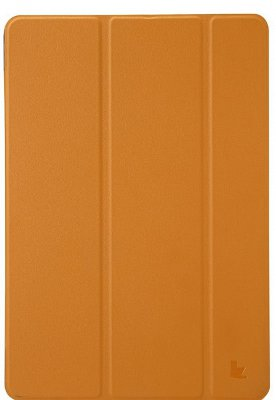 Чехол Jisoncase Magnetic PU Smart Cover Brown для iPad Pro 10.5