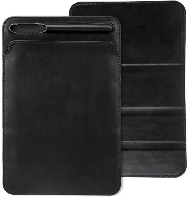 Чехол-конверт Jisoncase PU Leather Black для iPad Pro 12.9