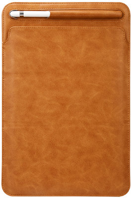 Чехол-конверт Jisoncase PU Leather Brown для iPad Pro 12.9