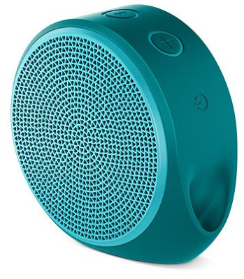 Портативная колонка Logitech X100 Mobile Wireless Speaker Green