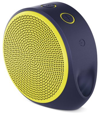 Портативная колонка Logitech X100 Mobile Wireless Speaker Yellow