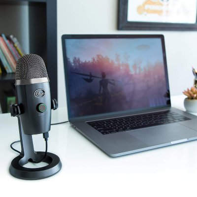 USB-микрофон Blue Microphones Yeti Nano Shadow Grey