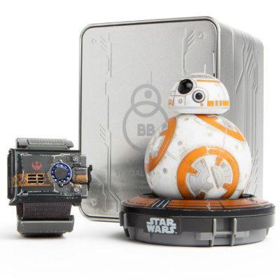 Робот Sphero BB-8 Special Edition с браслетом Force Band