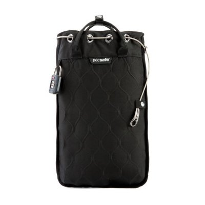 Сумка-сейф Pacsafe Travelsafe 5L GII Portable Safe Black