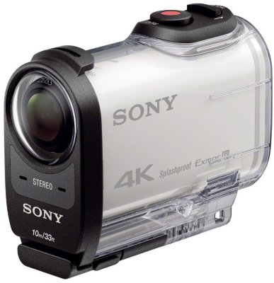 Экшн-камера Sony ActionCam FDR-X1000VR 4K с Wi-Fi и GPS