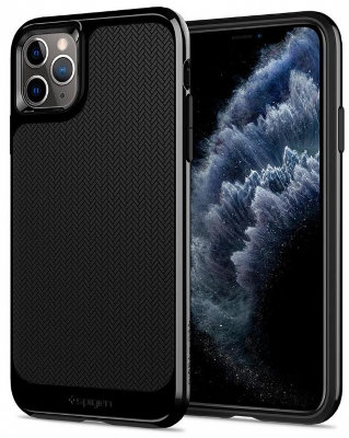 Чехол Spigen для iPhone 11 Pro Neo Hybrid Black 077CS27244