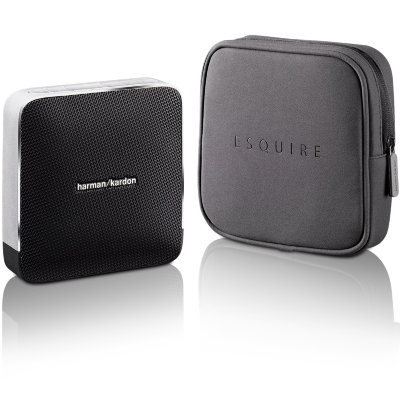 Портативная колонка Harman/Kardon Esquire Black для iPhone, iPod, iPad и Android