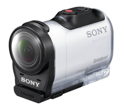 Экшн-камера Sony ActionCam Mini HDR-AZ1 с Wi-Fi