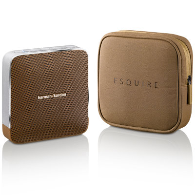 Портативная колонка Harman/Kardon Esquire Brown для iPhone, iPod, iPad и Android