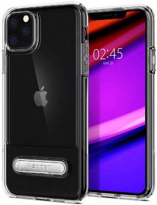 Чехол Spigen для iPhone 11 Pro Slim Armor Essential S 077CS27102